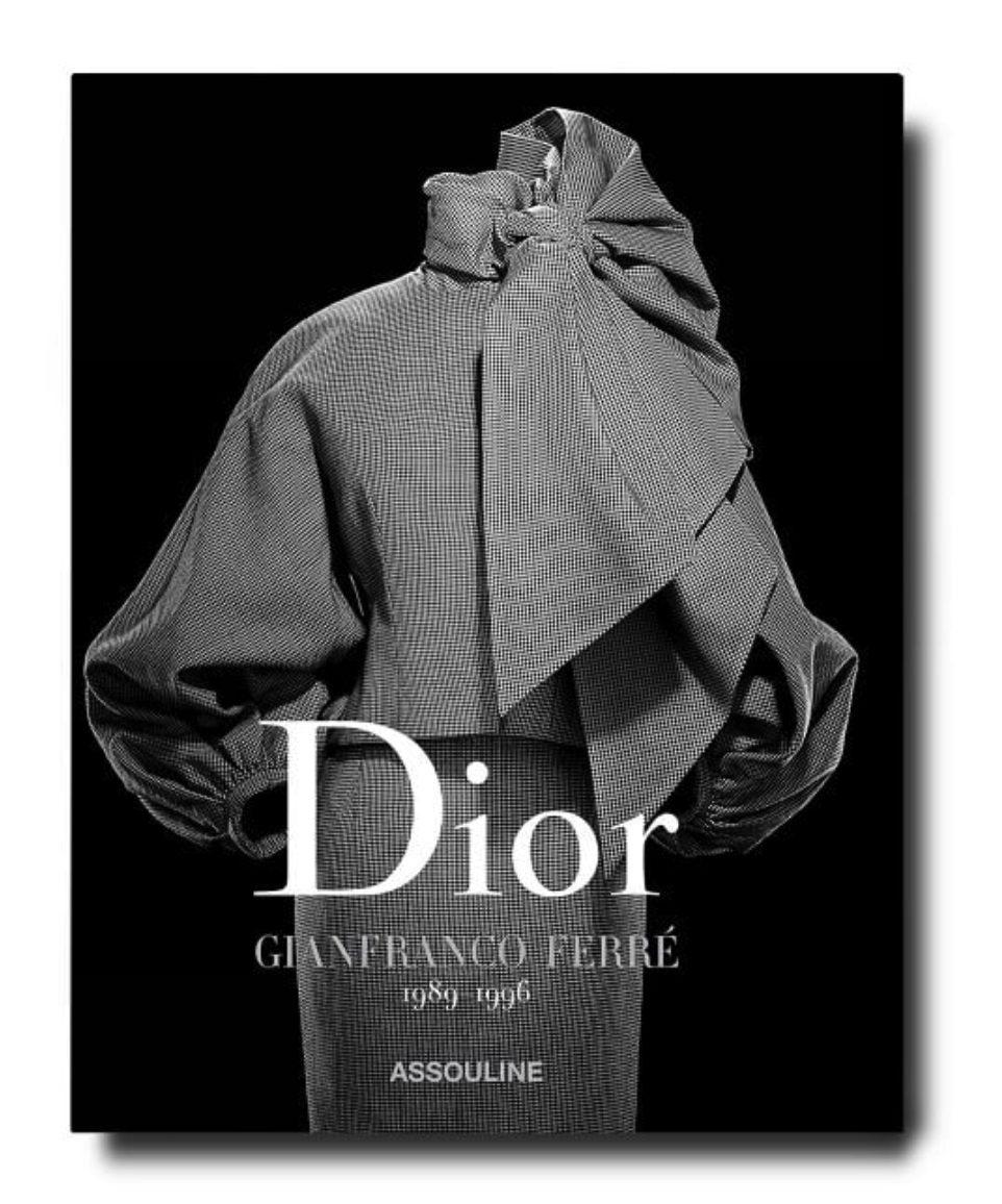 Dior Coffee Table Books