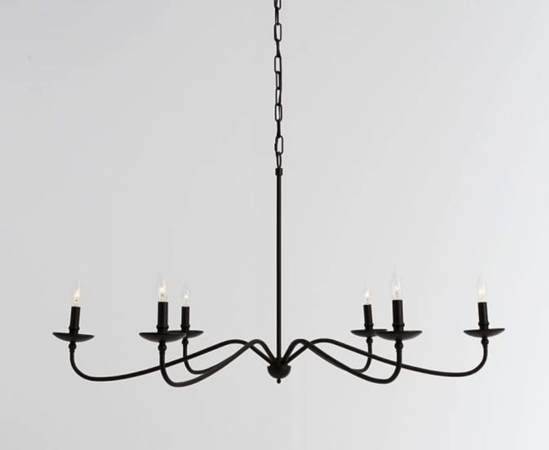 The Real Lucca Chandelier