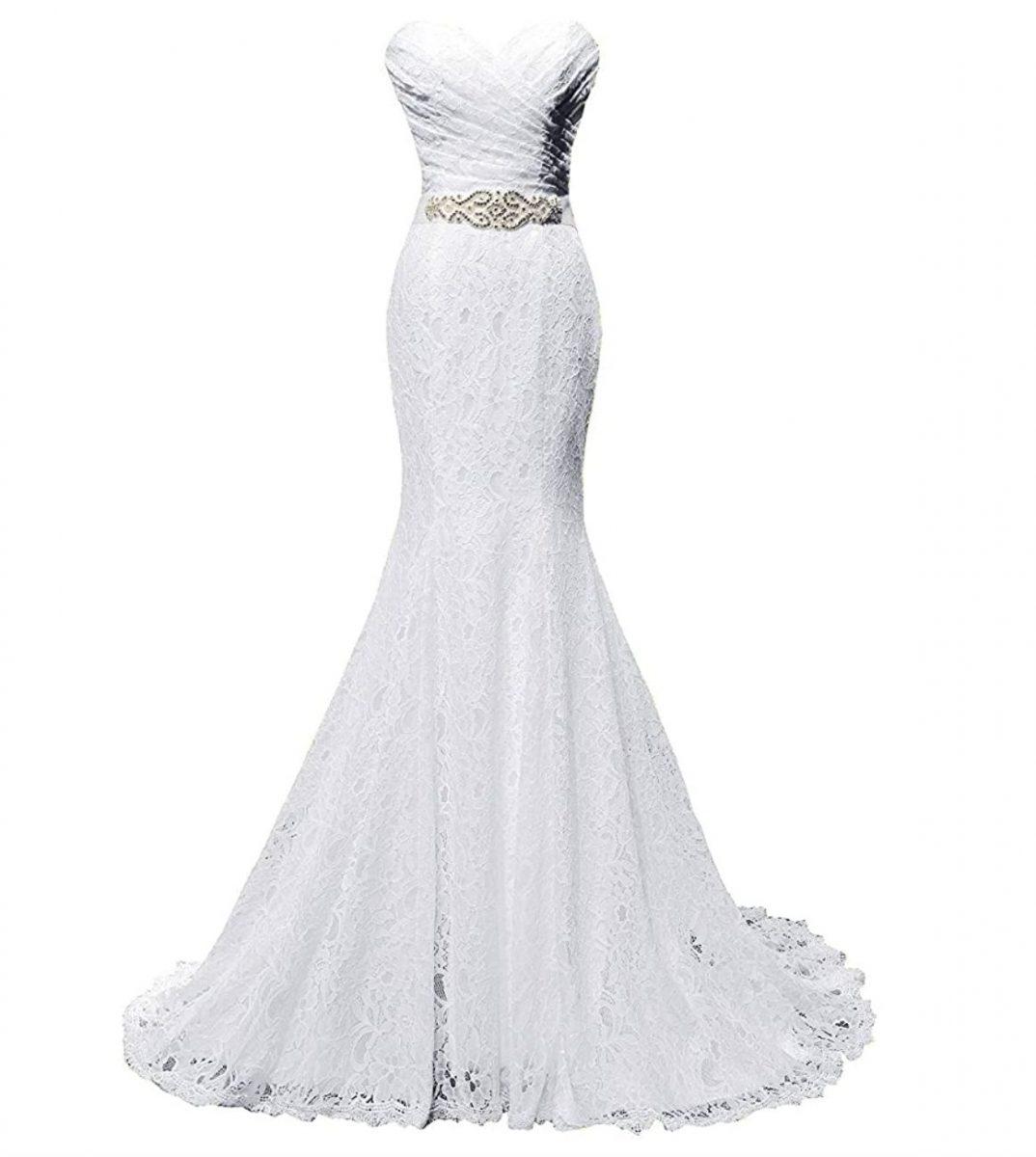 Bridal Gown Under $50