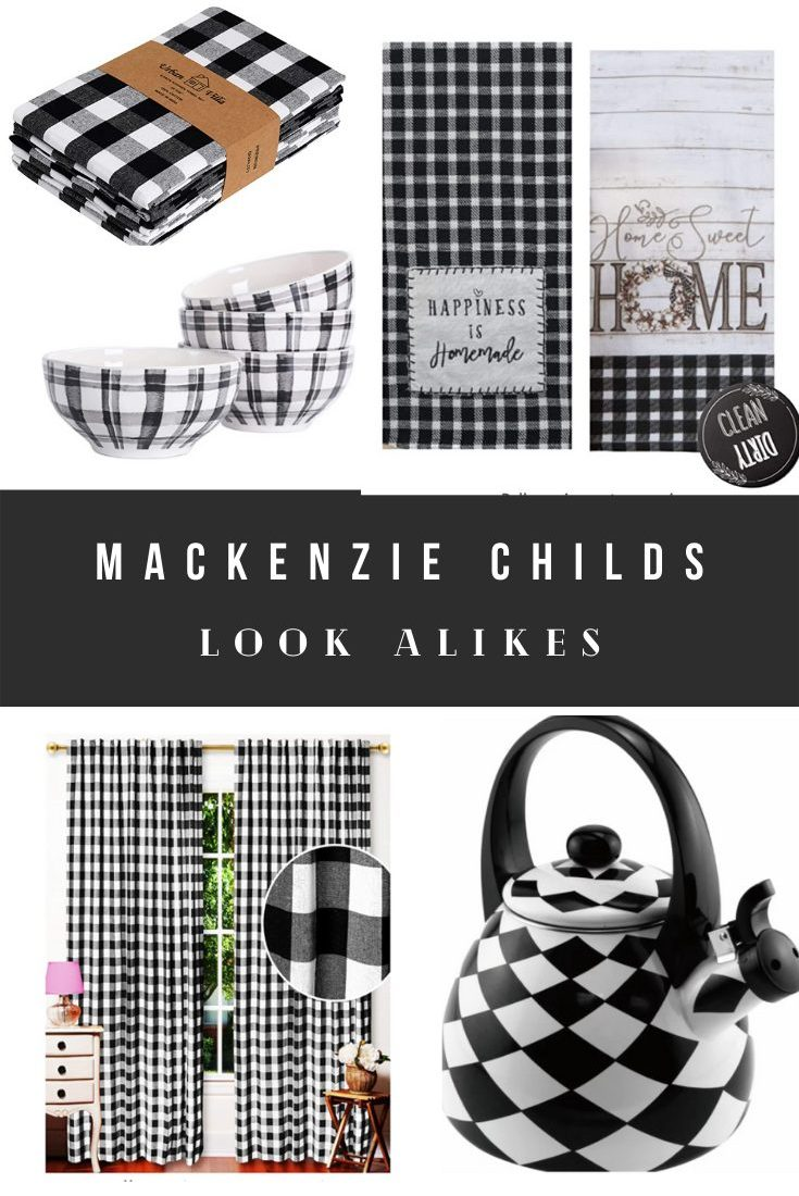 Mackenzie Childs Dupes, Look Alikes, Inspired Knock-Offs