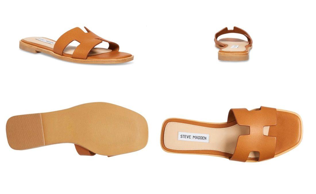 Hermes Oran Sandal Dupes