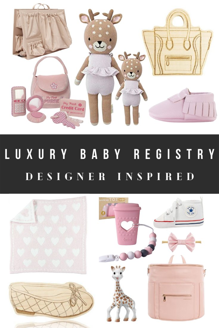 Top Designer Baby Registry and Luxury Baby Shower Gifts