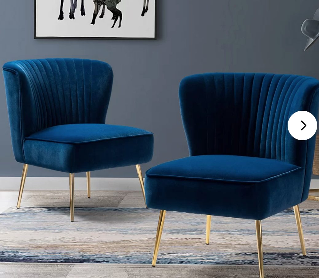 Velvet Delowen Chair Look Alikes