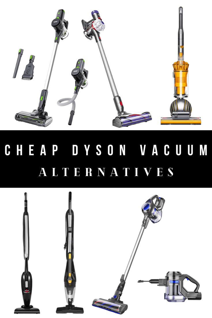 Best Dyson Cordless Vacuum Dupes and Cheap Alternatives Under $100