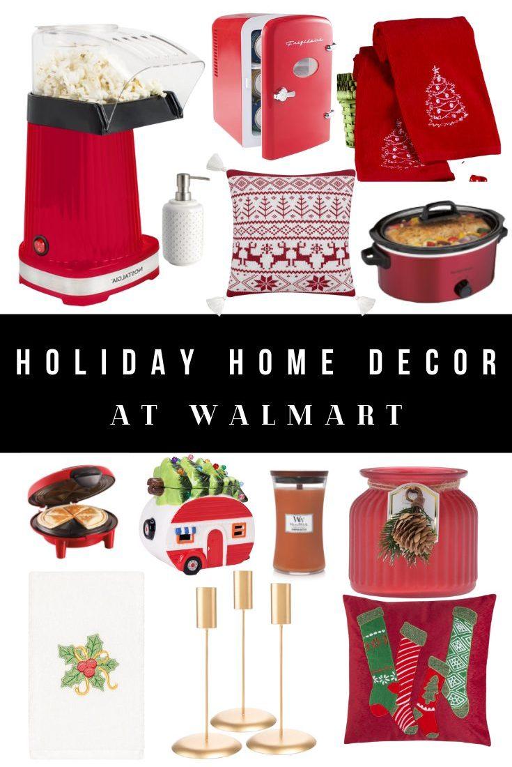 Retro Pop Holiday Home Decor at Walmart