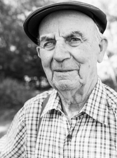 Seance portrait - Grands-parents - bourgogne