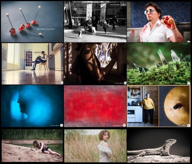 Rétrospective - projet créatif et personnel 2015
