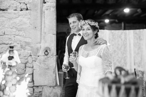 Mariage – Maison-Forte – Darcey
