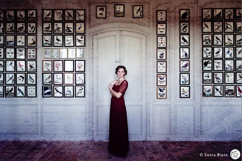 Portrait de femme - Inspiration Jane Austen - 12 photographes s'inspirent