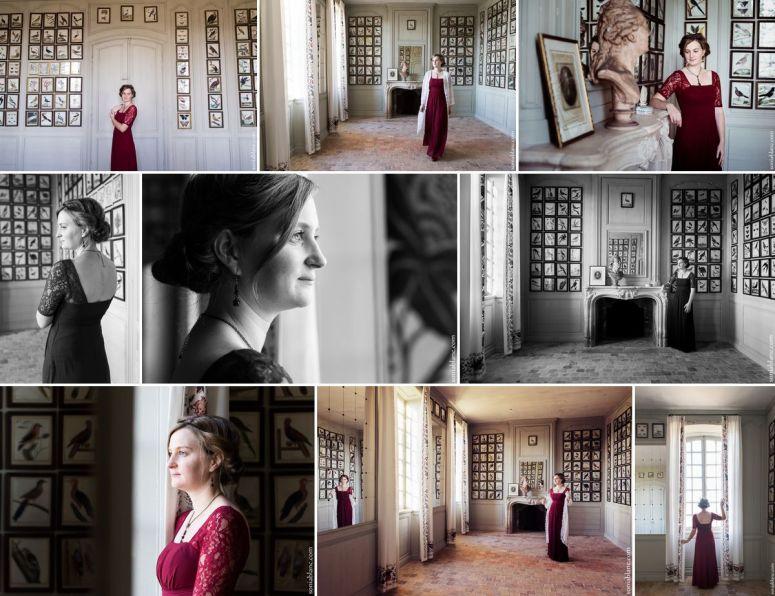 Portrait de femme - Dijon