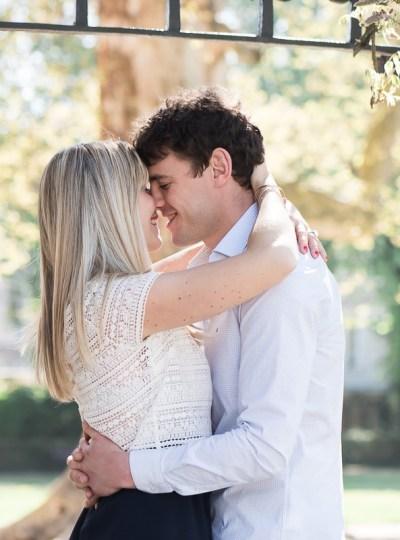 séance photo en couple - engagement - dijon