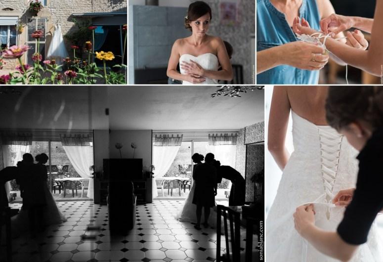 Mariage Ferme Bon Espoir - Bourgogne