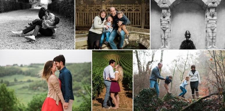 Photographe de Famille, couple, enfants - Dijon - Beaune - Bourgogne