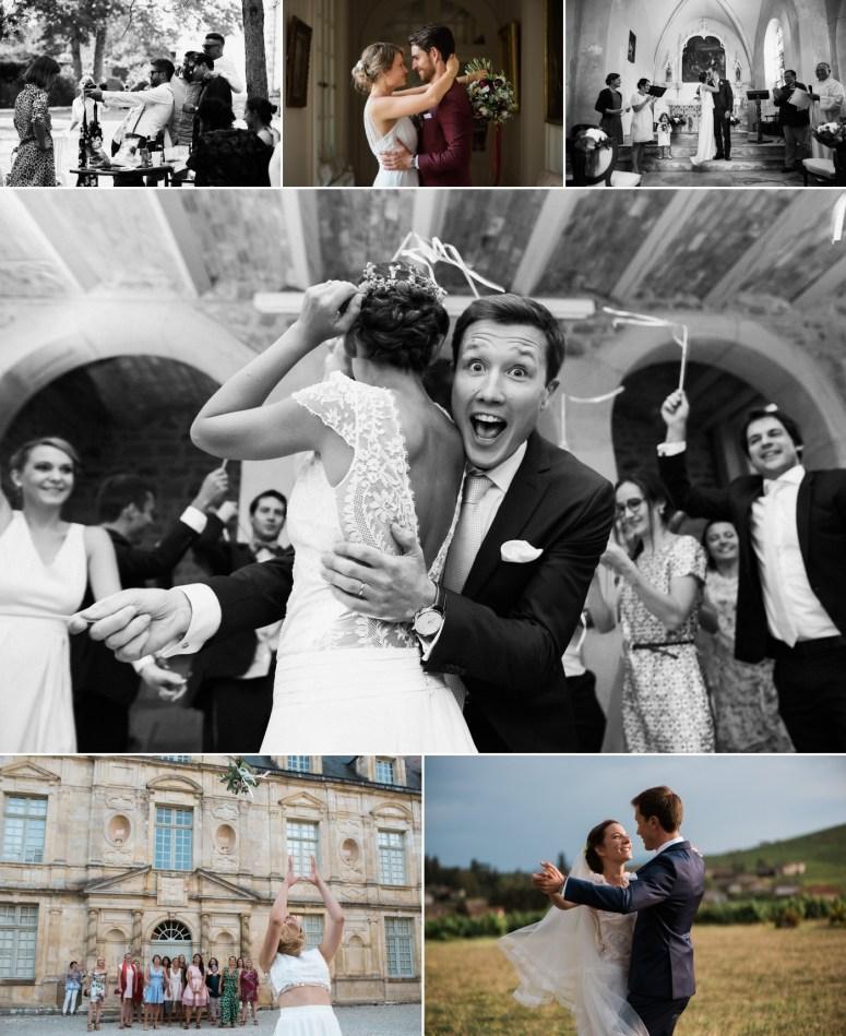 Reportage photo de mariage - Dijon Chalon-sur-Saône