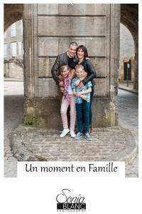 Vivre un moment en famille