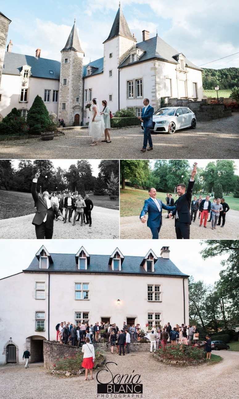 reportage photo mariage - chateau melin