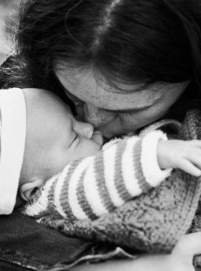 seance photo maman et son bébé - beaune