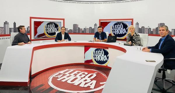 Llegó la Hora - 07-11-18 Sonia Blanco
