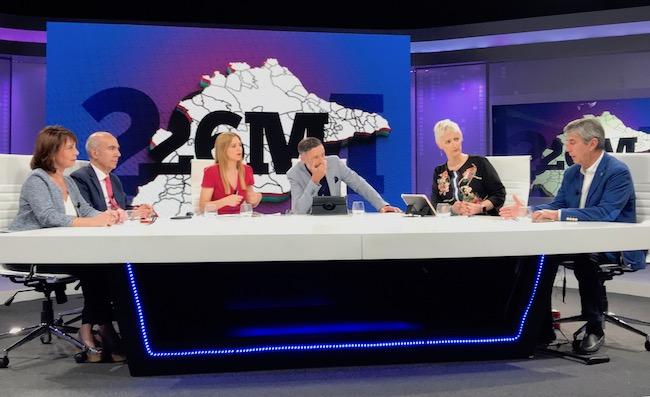 Noche Electoral 26 M en 101TV - Sonia Blanco