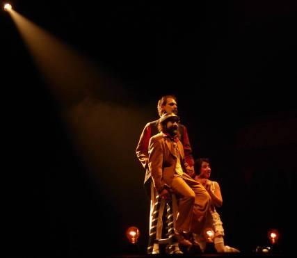 2015- El juego de las palomas- La Porvenir Teatro. Direccion Sebastian Silveyra