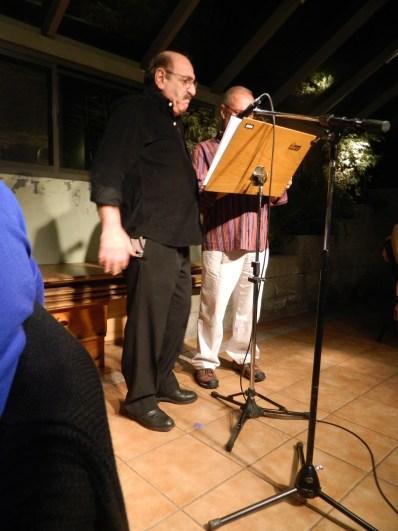 """LA VIDA SEXUAL DE LOS MURCIELAGOS Ciclo """"La Cocina de los dramaturgos"""" Argentores Bs As (2013) Direccion: Carlos Vittorello-"""