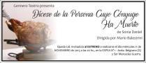 Version de Gennero Teatro- Santiago del Estero -Argentina. Direccion Mario Balestrini 2015