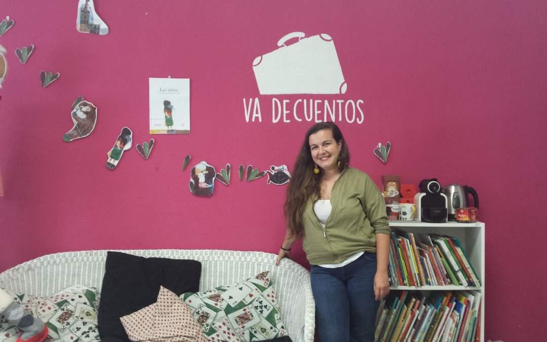 Entrevista a Bea, de VA DE CUENTOS