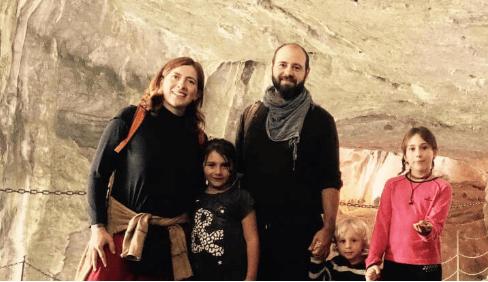 Entrevista a Esther de Caracoles Nómadas