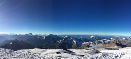 highest mountain in europe