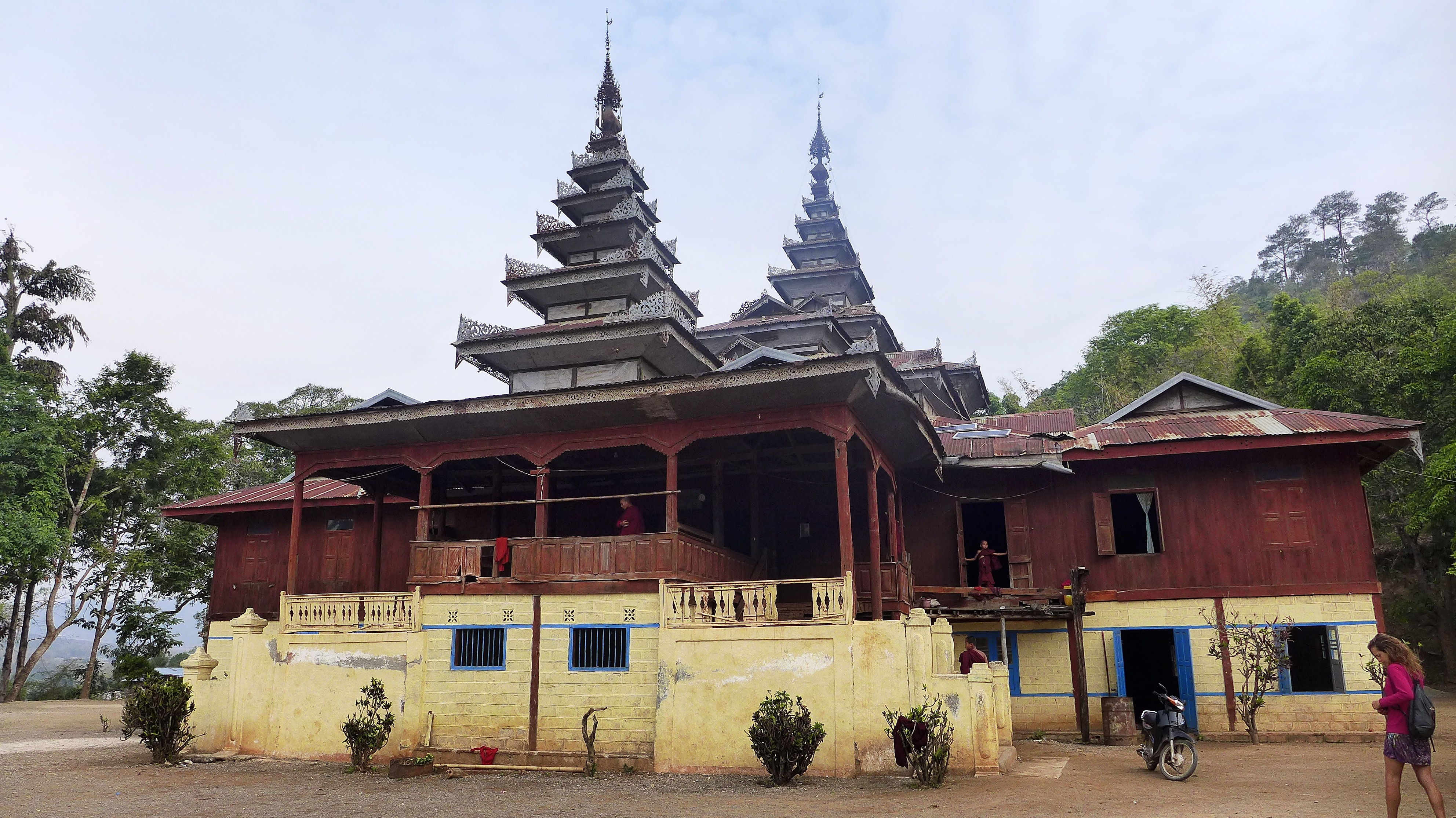 From Kalaw to Inle Lake