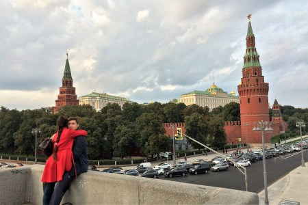 Scandal In Russia