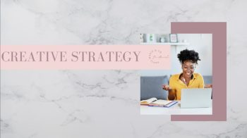 Creative Strategy P