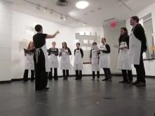 2012'IV'19. Cervantes Institute of New York. Tempsiabo at the III MONO+GRAPHIC - pic 1