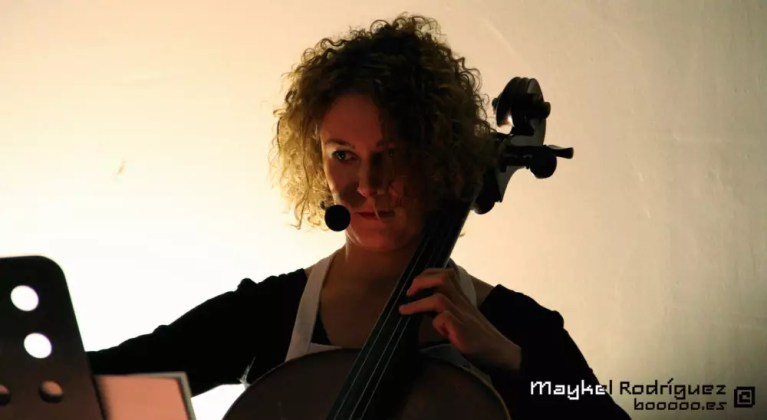 Ana Berenguer en Cello Mantra