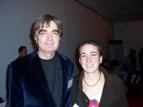 2009'V'21. Con el compositor Larry Thomas Bell en los ASCAP awards de NYC