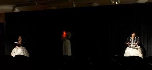 2011'III'21. 'Triangle' - Preestreno en el Instituto Cervantes de NYC