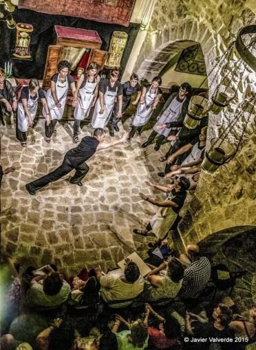 2015'VI'20. CoroDelantal canta al solsticio en Úbeda - LBaila