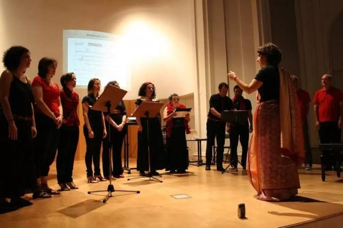 VocesBravasLab singing Mmngieaaou