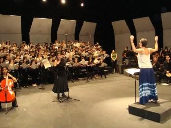 2012'VIII. El Salvador. Ensayo en el Teatro Presidente - Latinoamérica