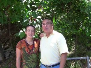 2012'VIII. El Salvador. Con el maestro Irving Ramírez