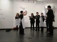2012'IV'19. Cervantes Institute of New York. Tempsiabo at the III MONO+GRAPHIC - pic 2