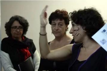 2010'V'9. Gira VBL - Almansa, camerino - con Carmen y Yolanda
