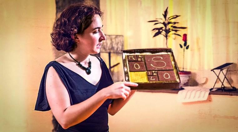 Sonia Megías en 'Sigiloso Marte'