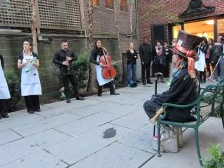 2012'IV'19. III MONO+GRAPHIC en el ICNY - Improvisación inicial - foto 1