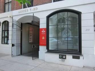 2012'IV'19-25. III MONO+GRAPHIC en el ICNY - El lugar