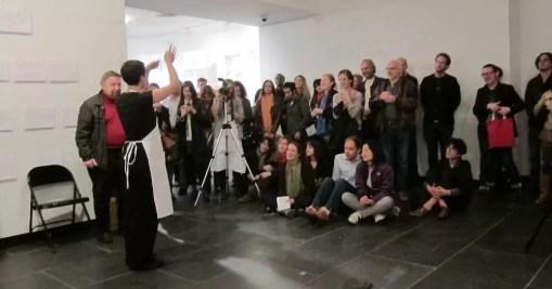 2012'IV'19. III MONO+GRAPHIC en el ICNY - El público