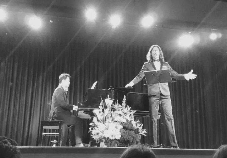 2016'VI'10. Centro Cultural de España en Bogotá. 'Procesión' por Andrés Jiménez - concierto
