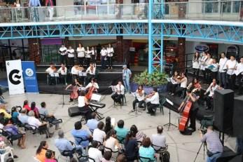 2017'II'21. San Salvador. Concierto en el Mercado Cuscatlán - concierto - 2