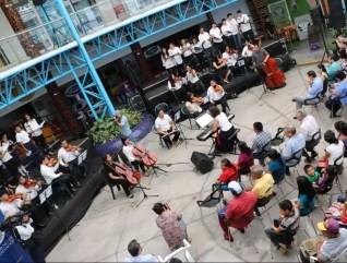 2017'II'21. San Salvador. Concierto en el Mercado Cuscatlán - concierto - 4