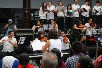 2017'II'21. San Salvador. Concierto en el Mercado Cuscatlán - concierto - 1